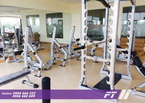 Tập gym – phương pháp giảm cân hiệu quả