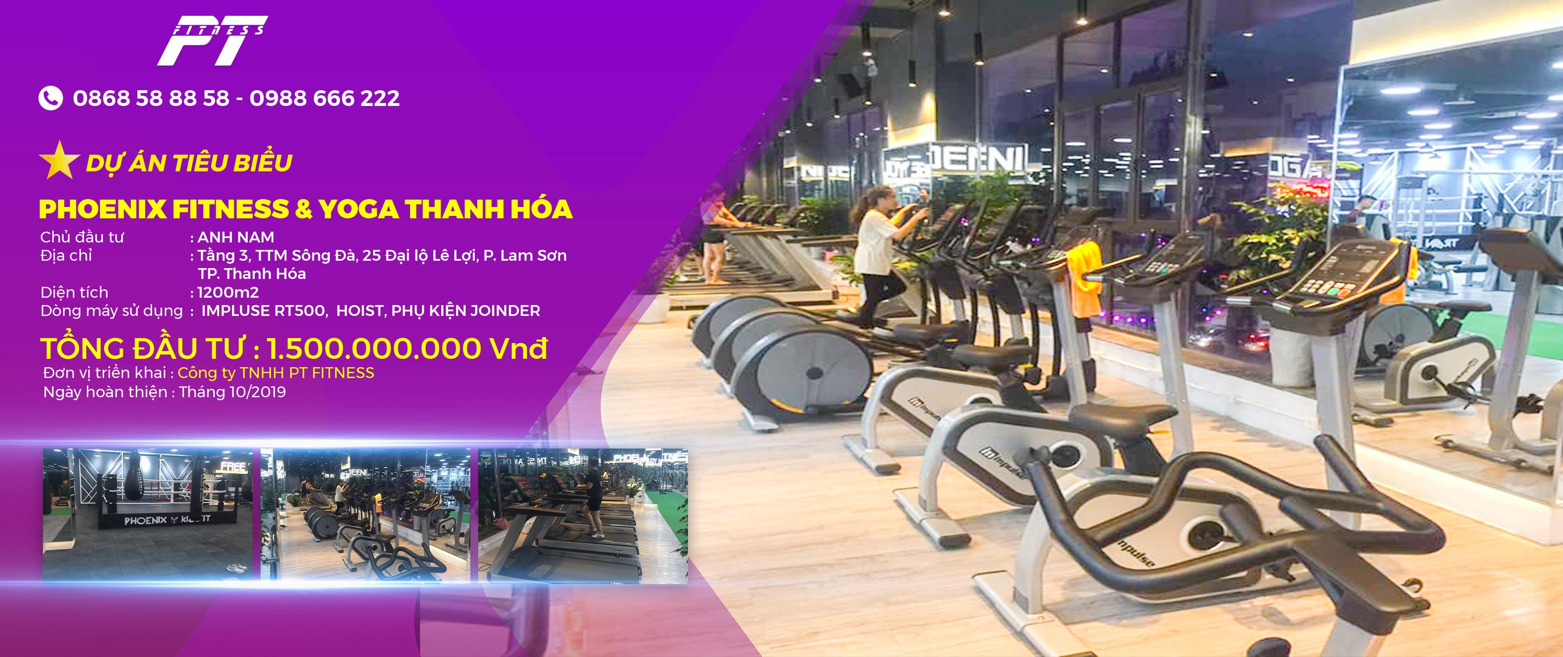 phongfphoenix fitness thanh hóa