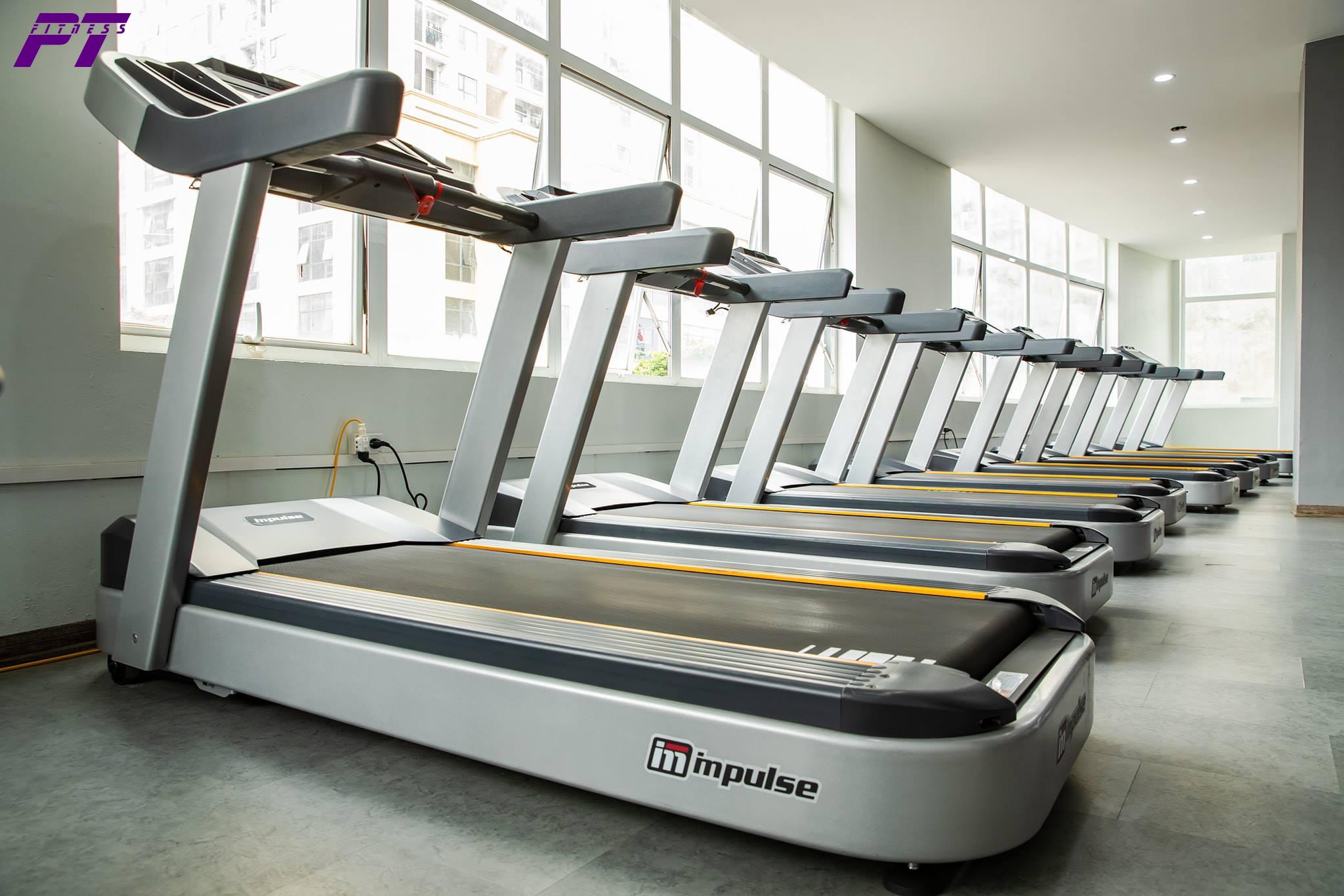 dàn máy chạy AE Fitness 52