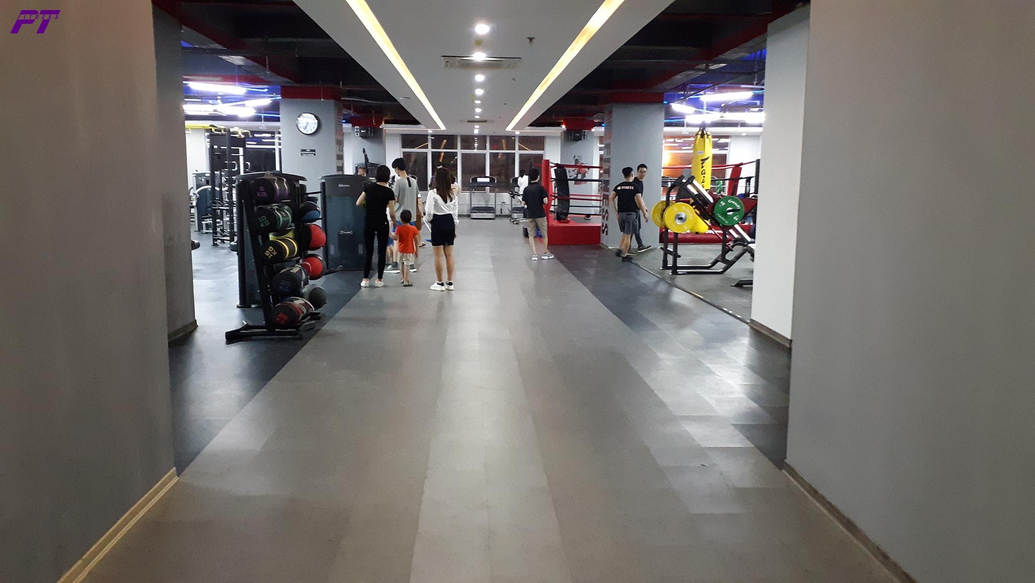 AE Fitness 52 Lĩnh Nam