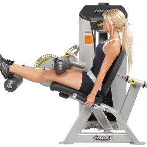 Hd 3400 Leg curl leg extension angled