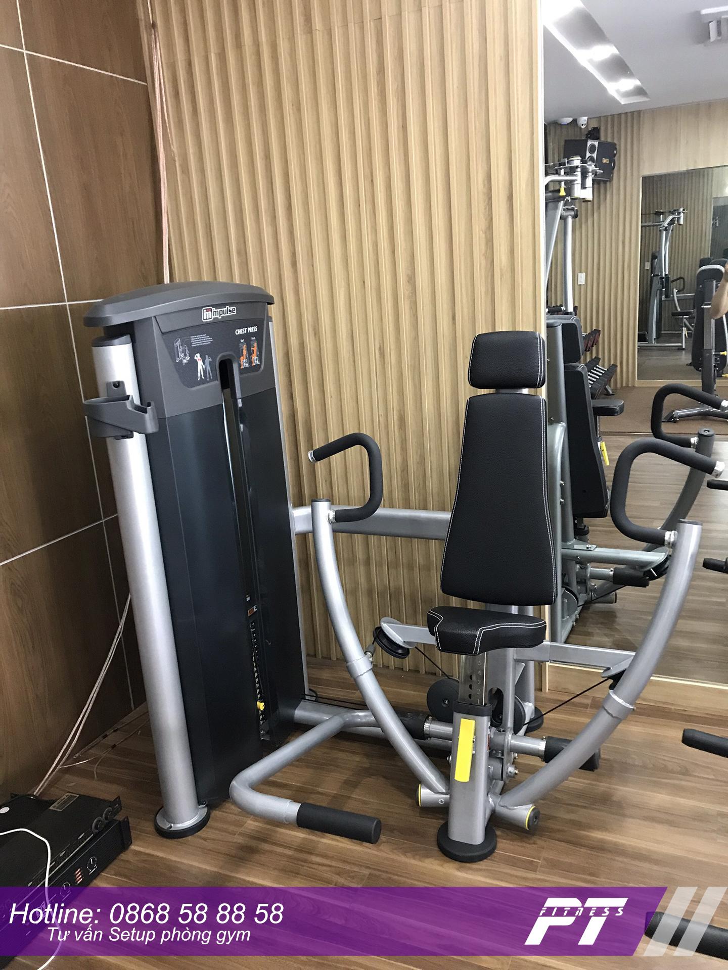 Phòng tập Hot Gym có mức đầu tư 1 tỉ 200 triệu đồng